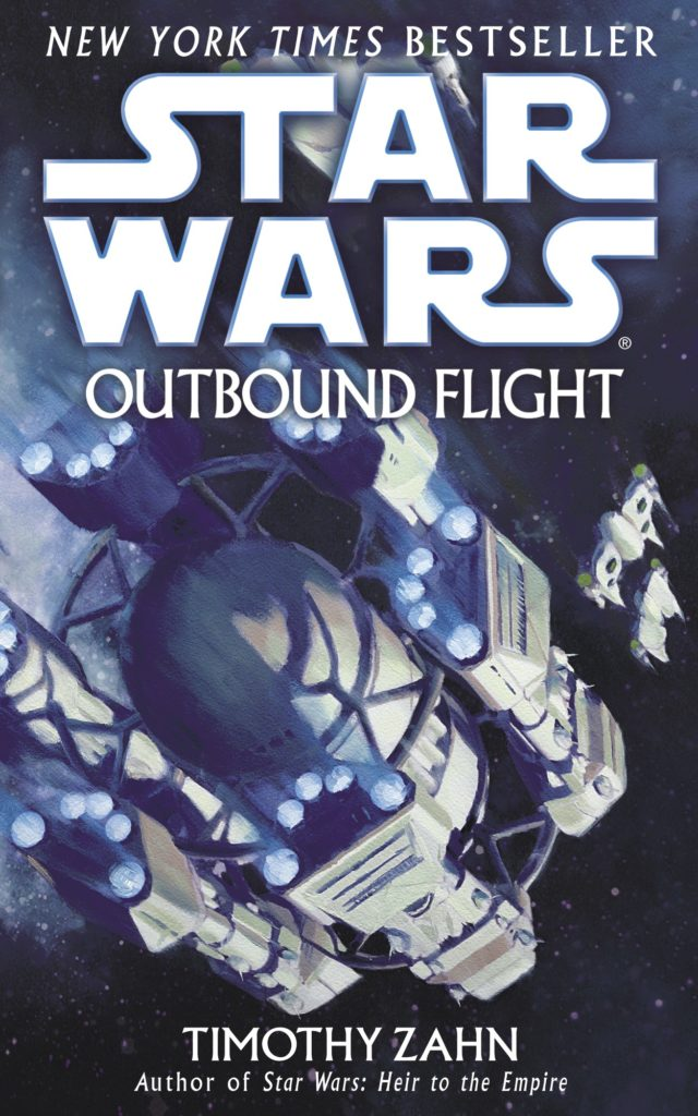 """Outbound Flight"" by Timothy Zahn."