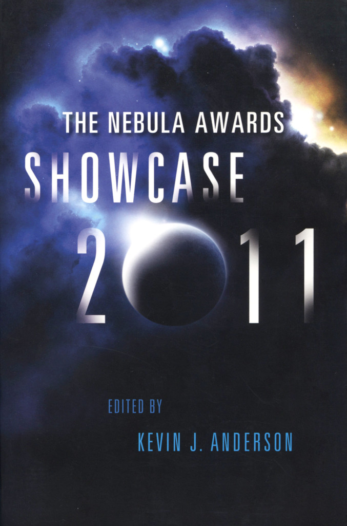 """""""The Nebula Awards Showcase 2011"""" - edited by Kevin J. Anderson."""