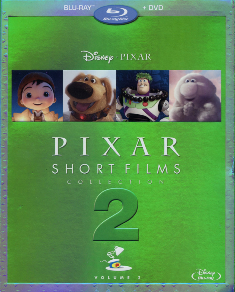 """Pixar Short Film Collection Volume 2""."