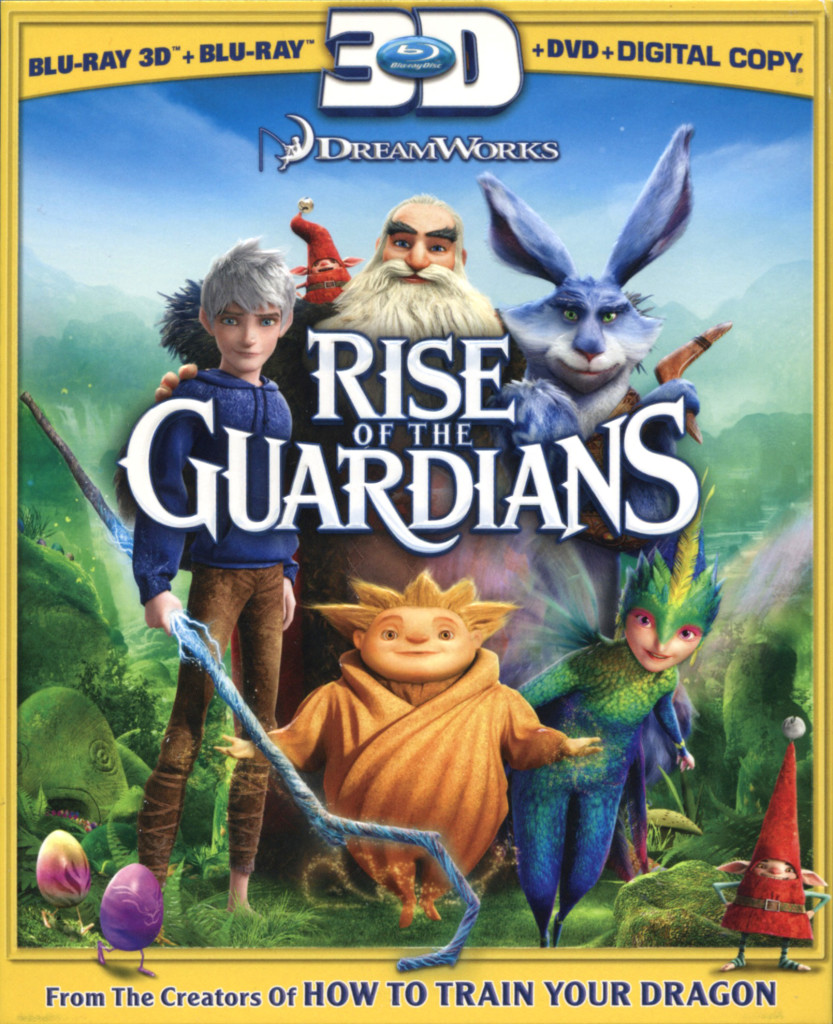 """""""Rise of the Guardians""""."""