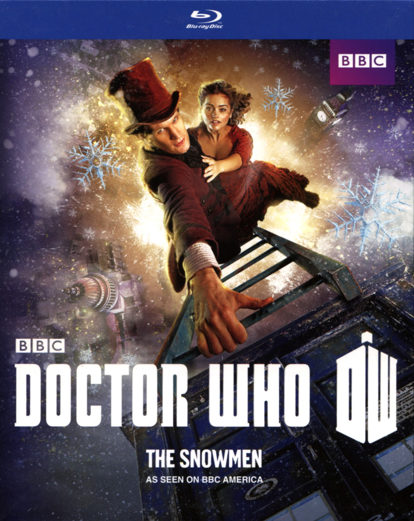 """Doctor Who - The Snowmen""."