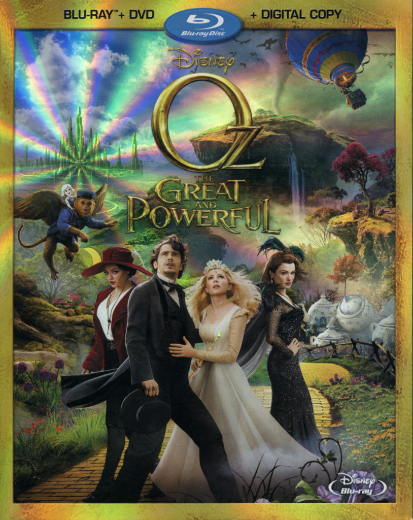 """Oz the Great and Powerful""."