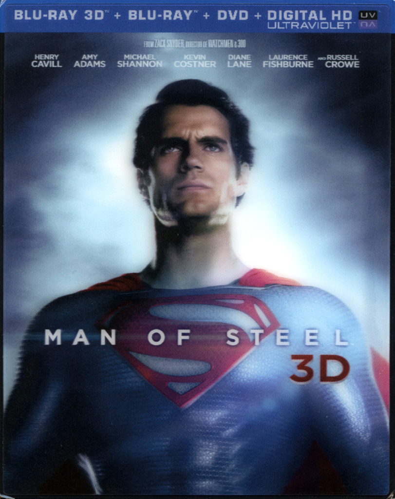 """Man of Steel""."