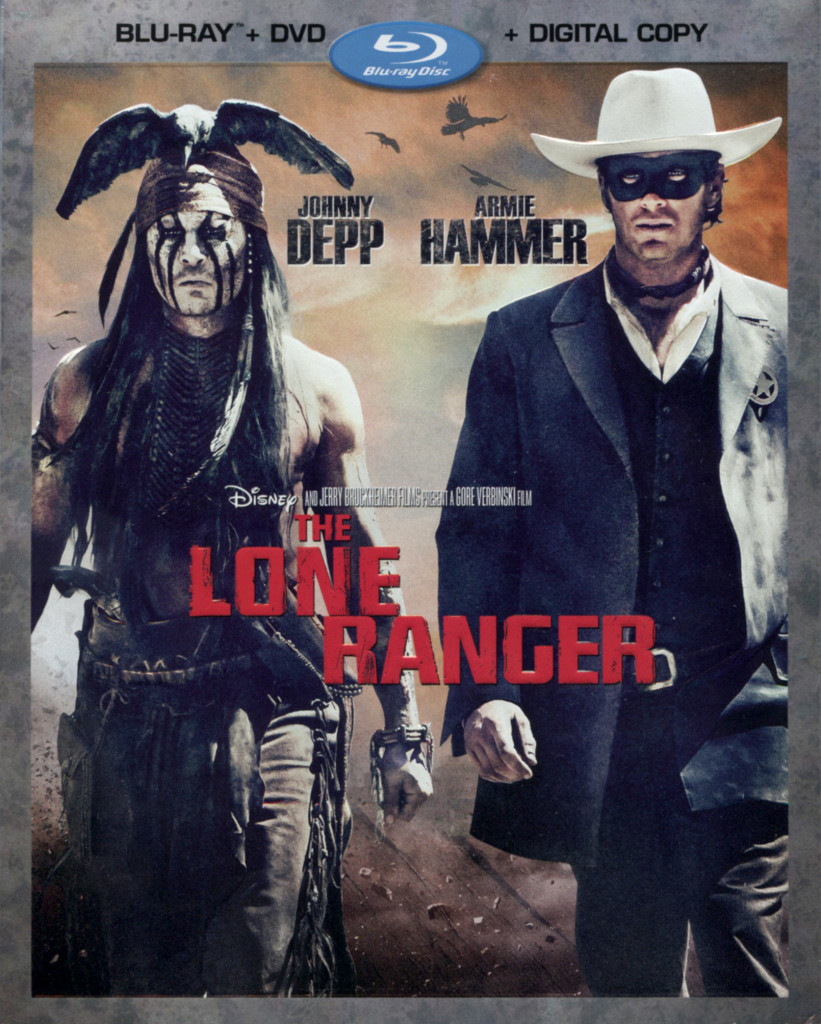 """The Lone Ranger""."