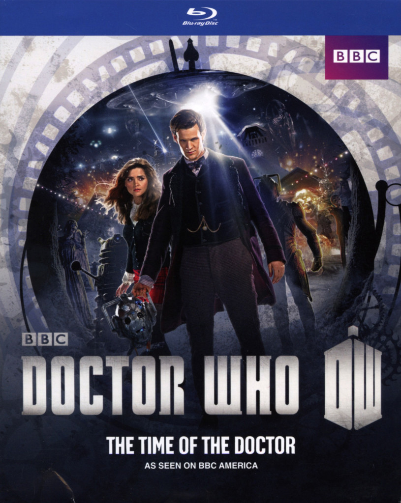 """Doctor Who - The Time of the Doctor""."