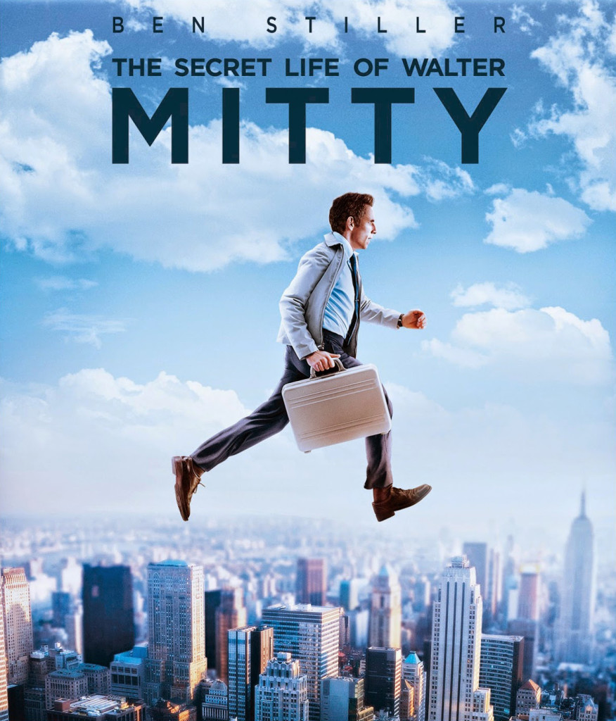 """The Secret Life of Walter Mitty"" - Ben Stiller version."