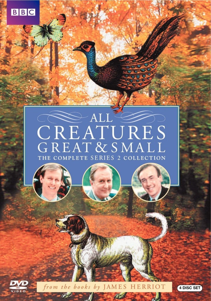 """""""All Creatures Great and Small"""" - The Complete Series 2 Collection."""
