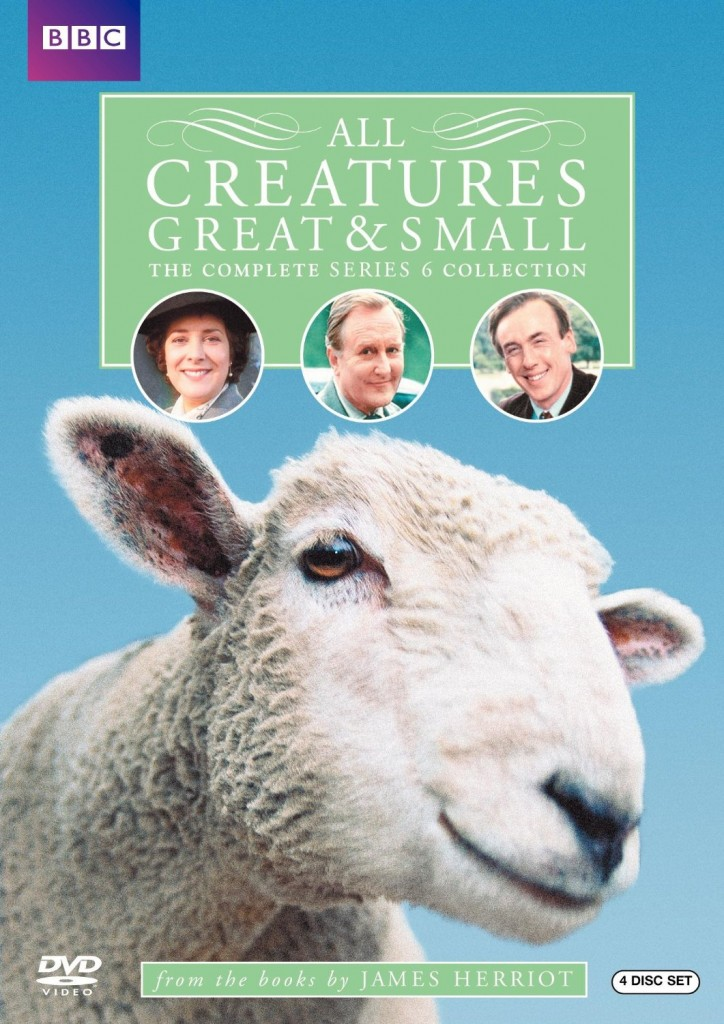 """""""All Creatures Great and Small"""" - The Complete Series 6 Collection."""