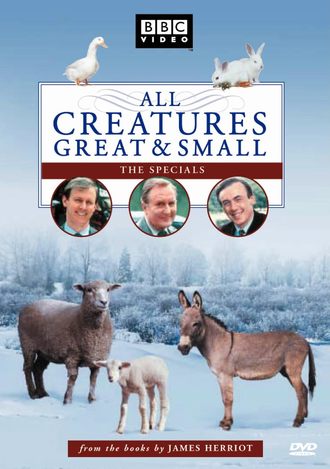 """All Creatures Great and Small"" - The 1983 and 1985 Specials."