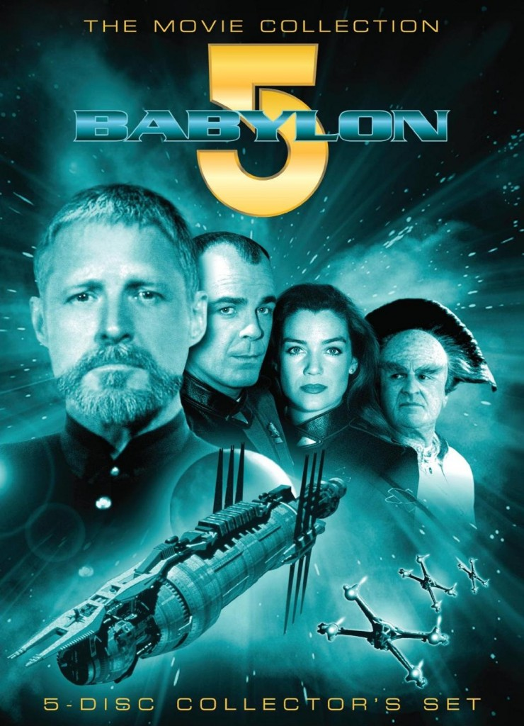 """""""Babylon 5"""" - The Movie Collection."""