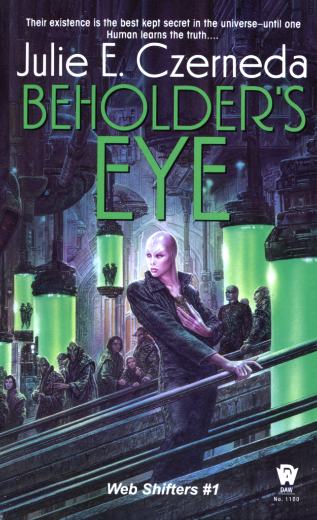 """Beholder's Eye"" by Julie E. Czerneda."