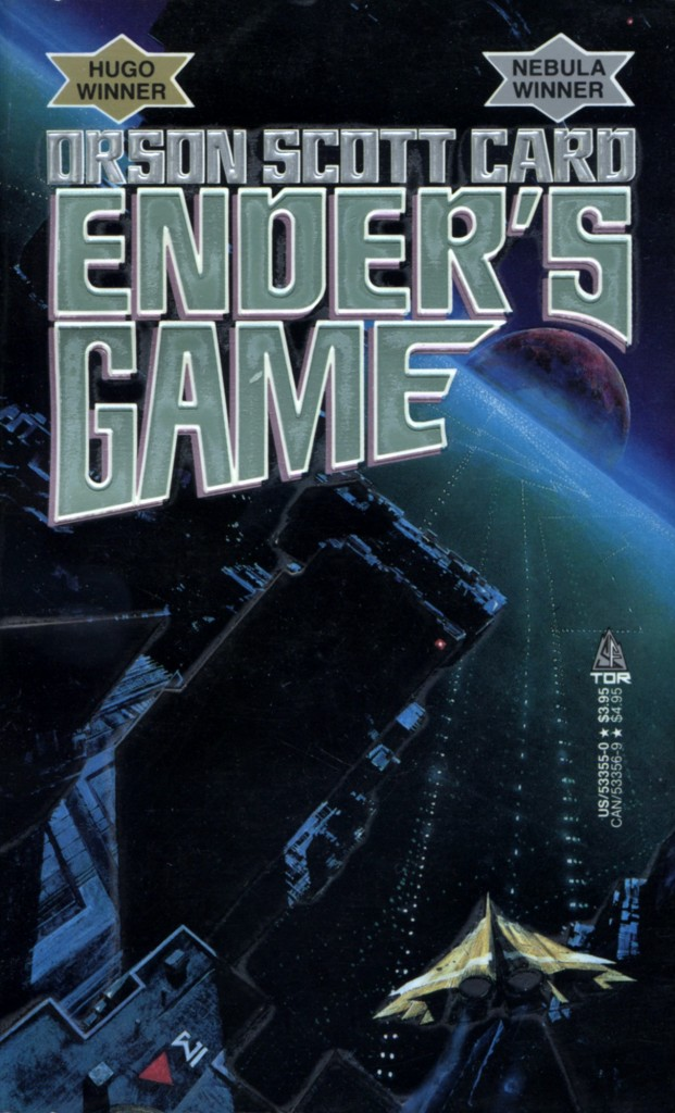 """Ender's Game"" by Orson Scott Card."