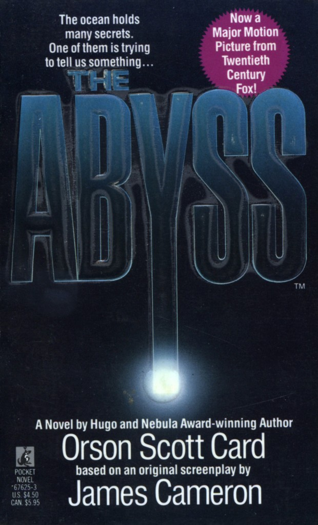 """The Abyss"" by Orson Scott Card."