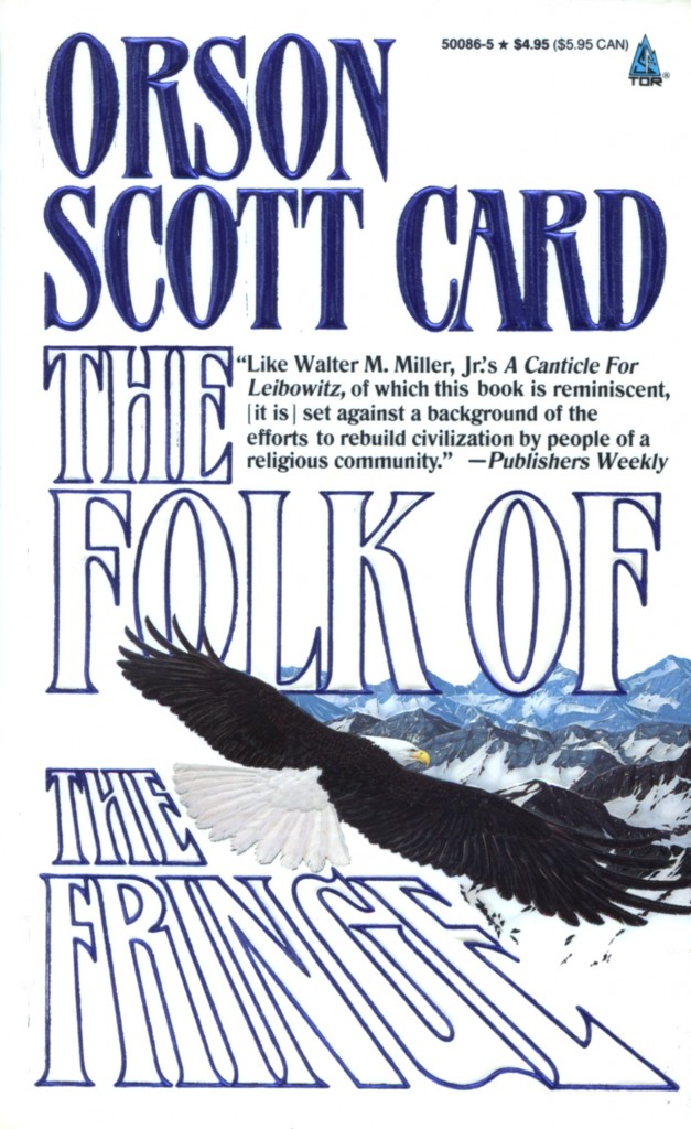 """The Folk of the Fringe"" by Orson Scott Card."
