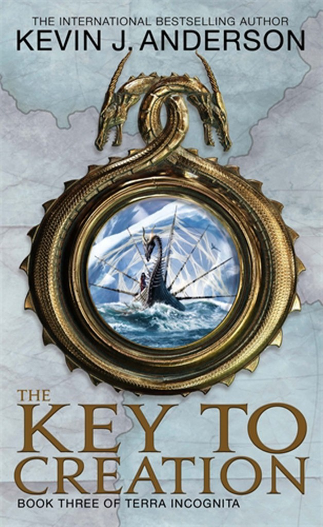 """The Key to Creation. by Kevin J Anderson."