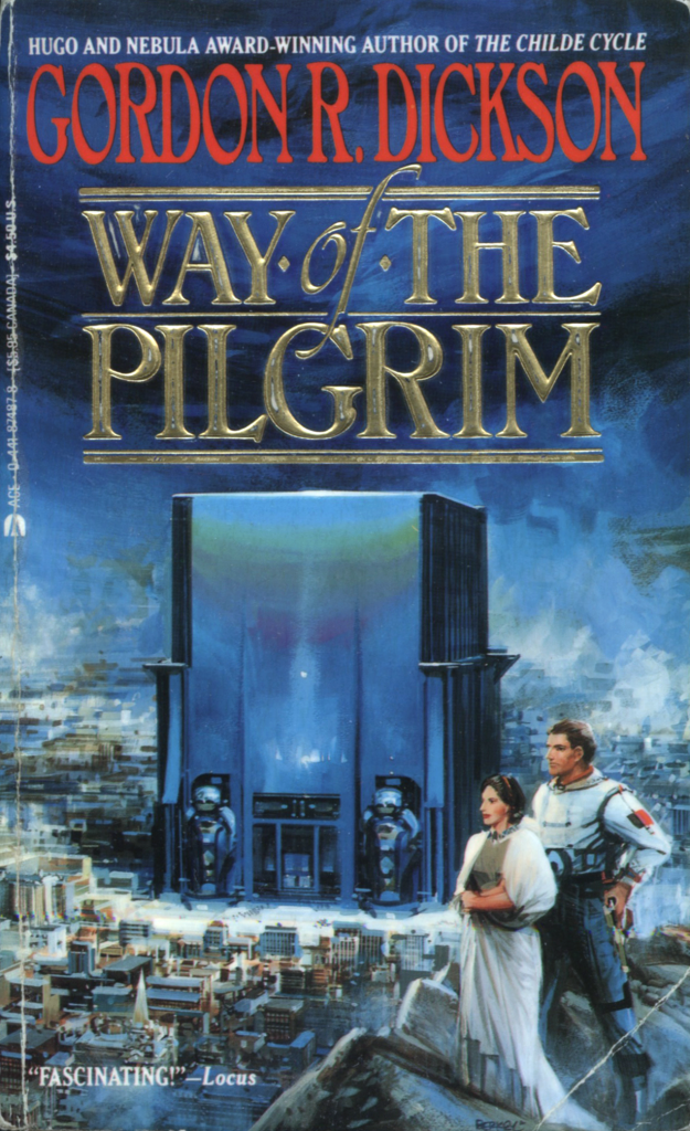 """Way of the Pilgrim"" by Gordon R. Dickson."