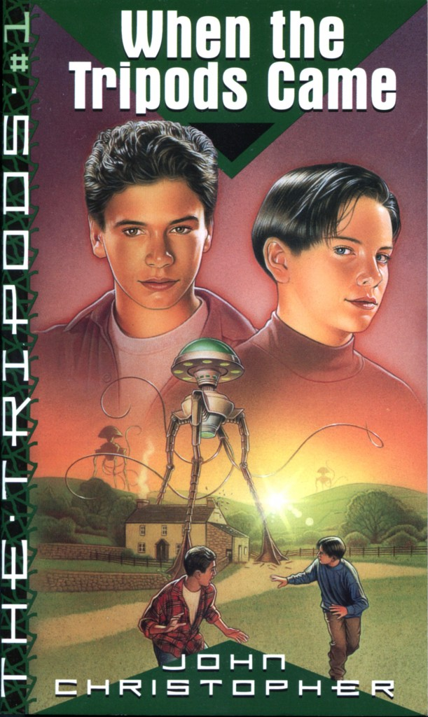 """""""When the Tripods Came"""" by John Christopher."""
