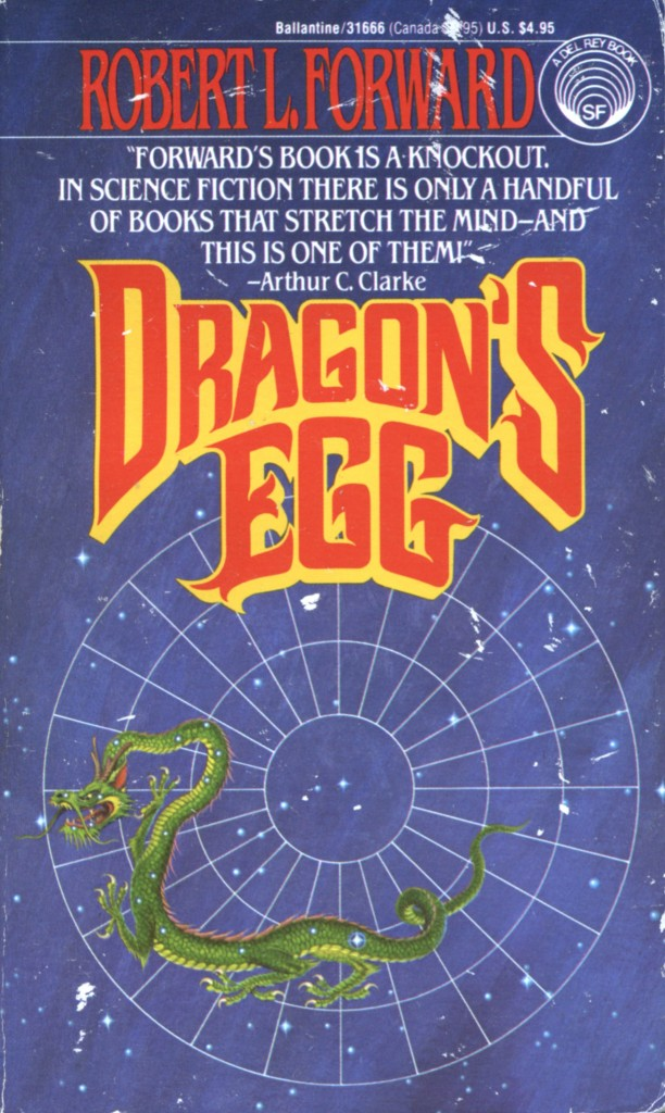 """Dragon's Egg"" by Robert L. Forward."