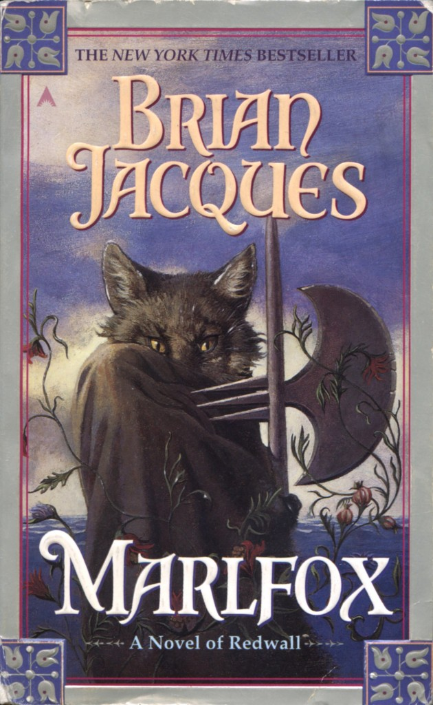 """Marlfox"" by Brian Jacques."