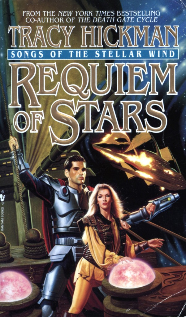 """Requiem of Stars"" by Tracy Hickman."