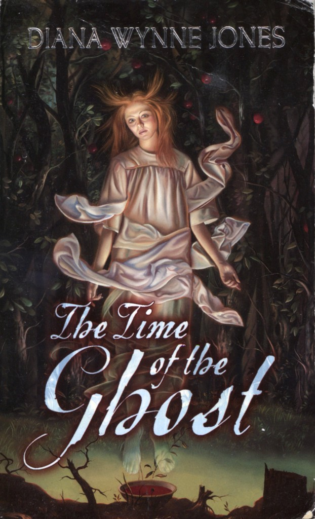 """""""The Time of the Ghost"""" by Diana Wynne Jones."""