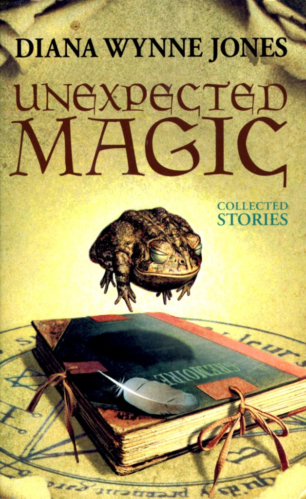"""""""Unexpected Magic"""" by Diana Wynne Jones."""