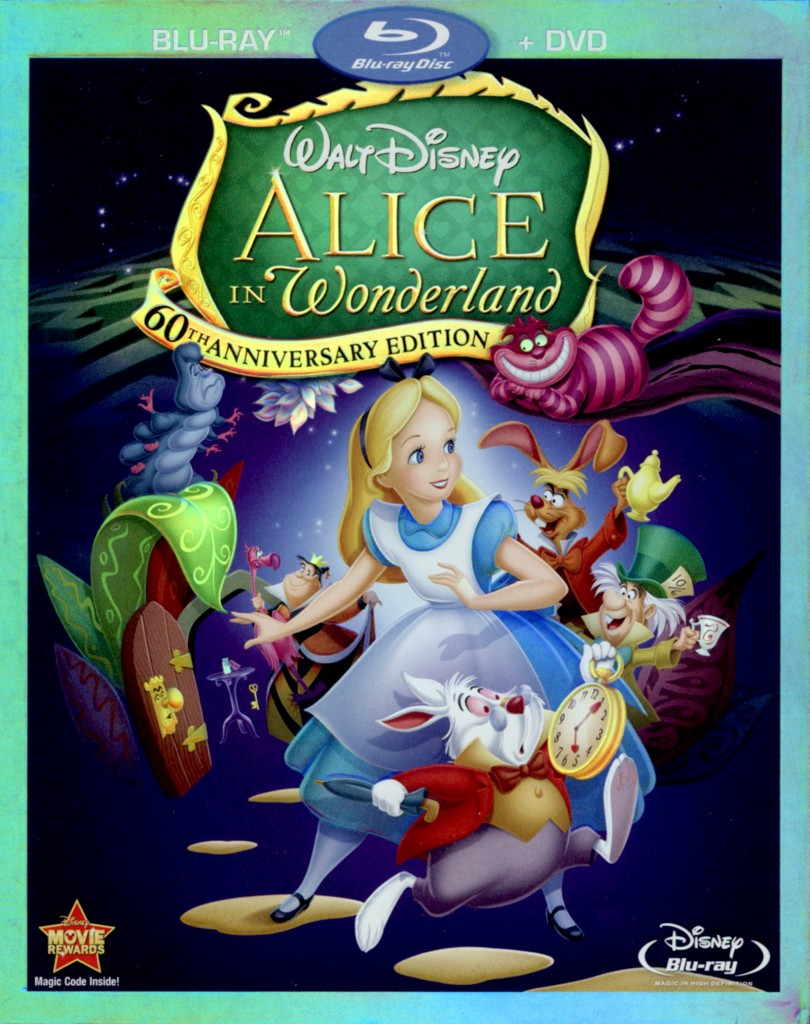 """Alice in Wonderland"" - 1951 animated version."