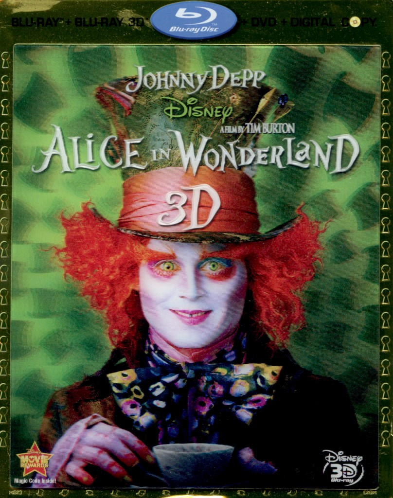 """Alice in Wonderland"" - 2010 live version."