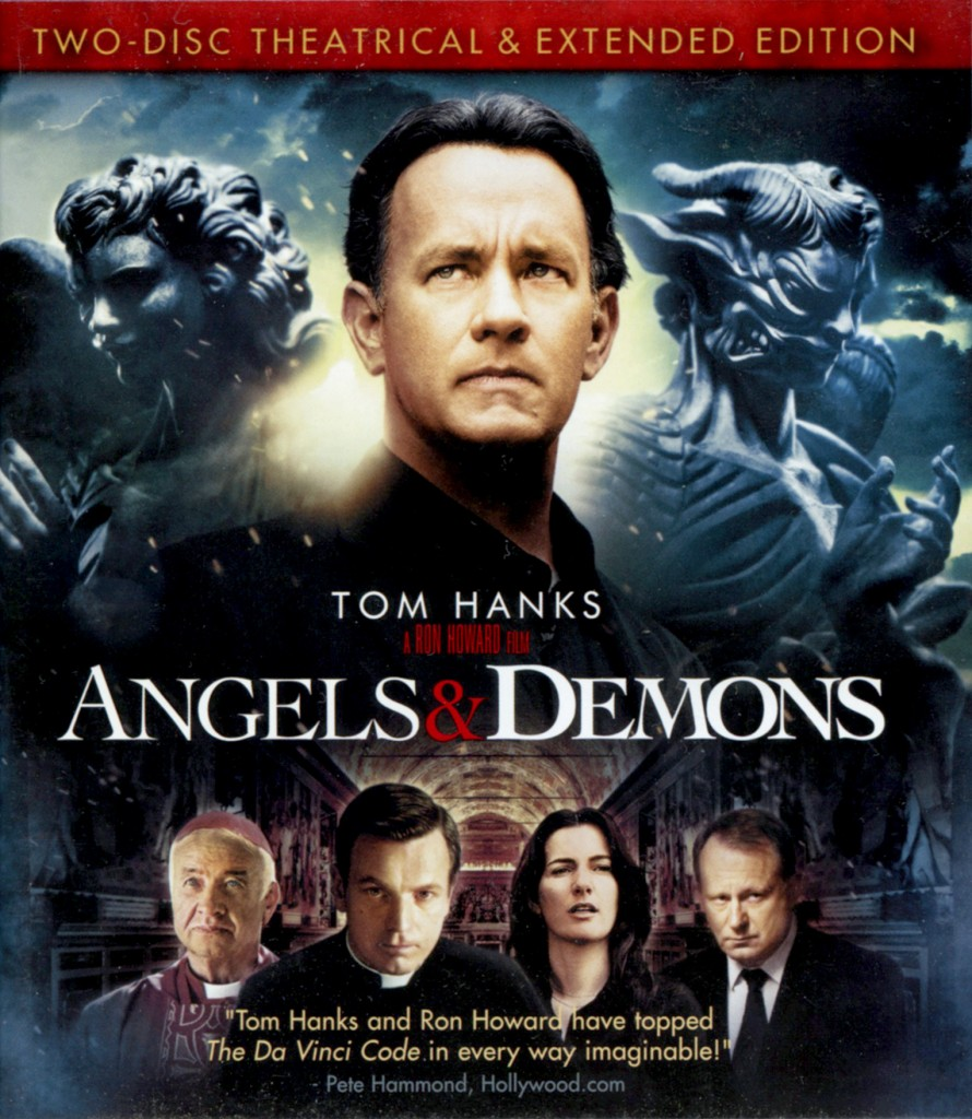 """Angels & Demons""."
