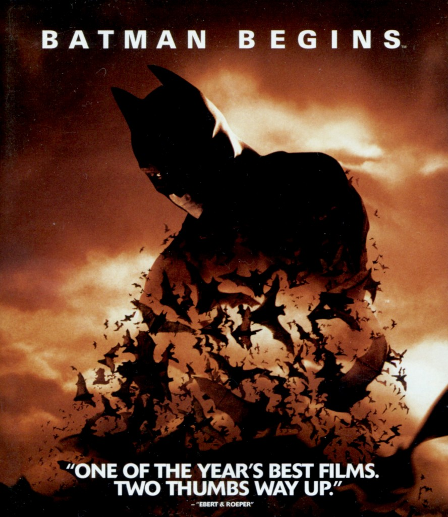 """Batman Begins""."