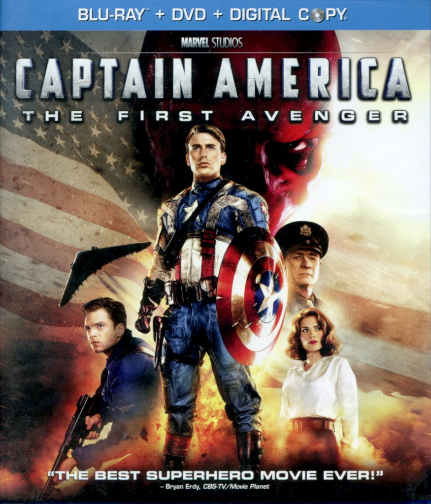 """Captain America - The First Avenger""."