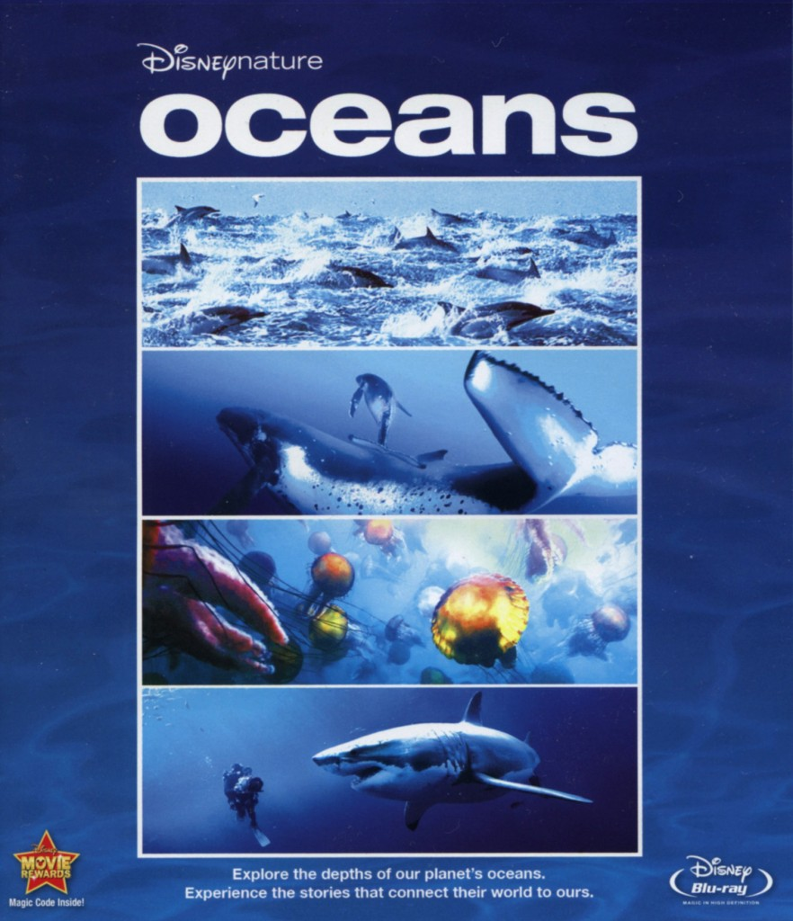 """Disneynature Oceans""."