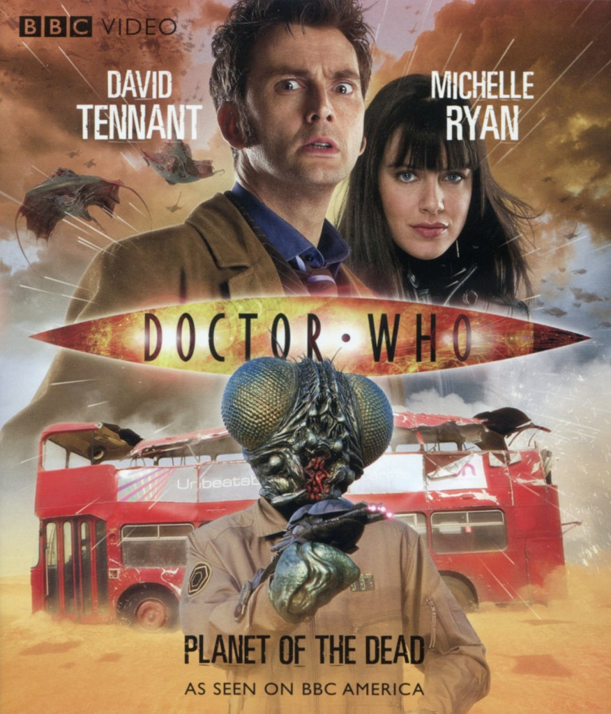 """Doctor Who - Planet of the Dead"""