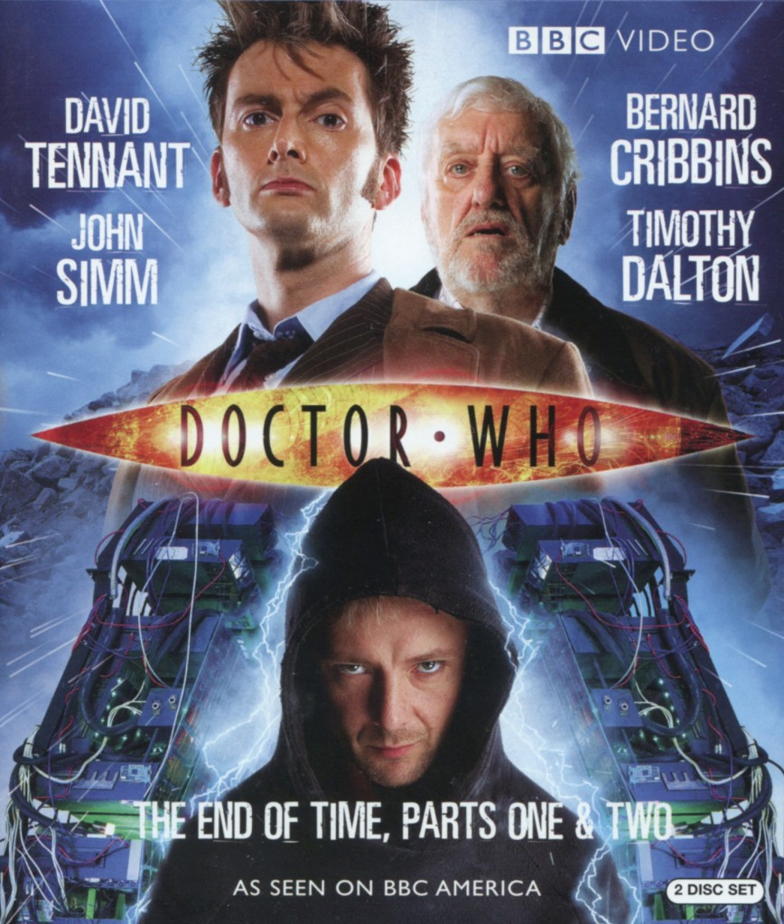 """Doctor Who - The End of Time""."