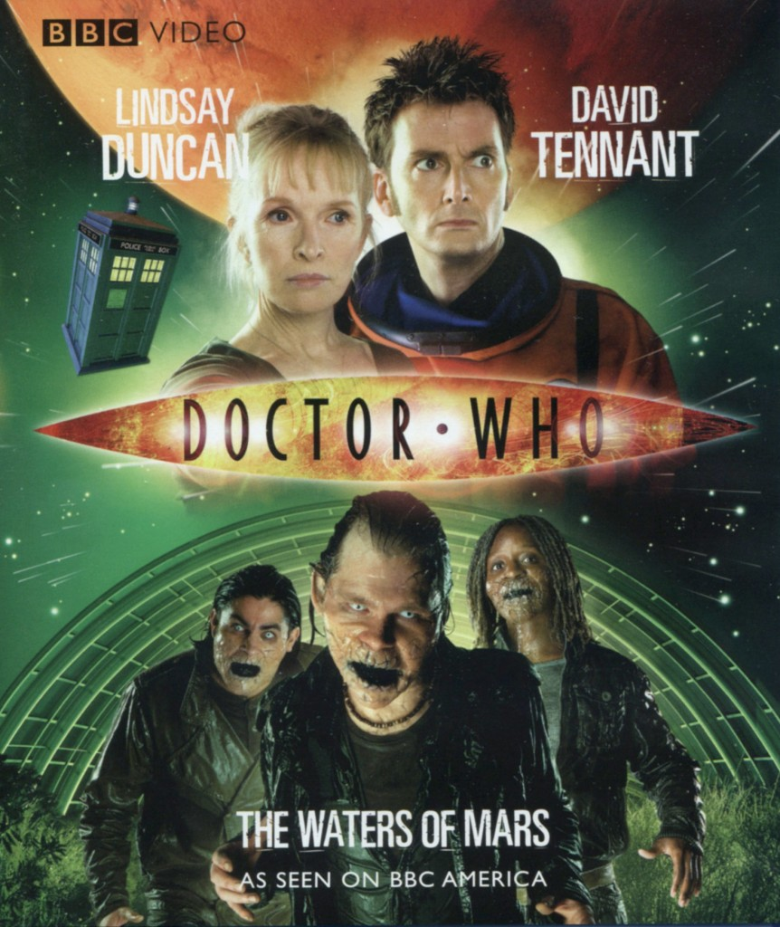 """Doctor Who - The Waters of Mars""."