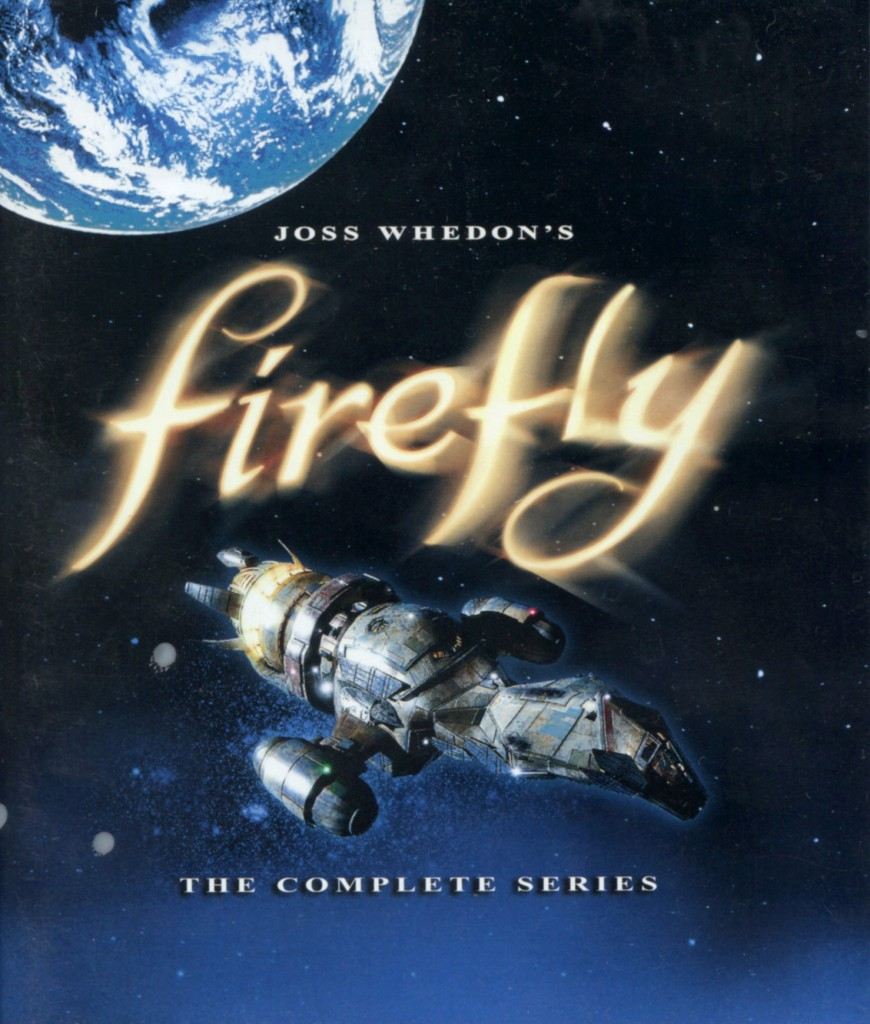 """Firefly - The Complete Series""."