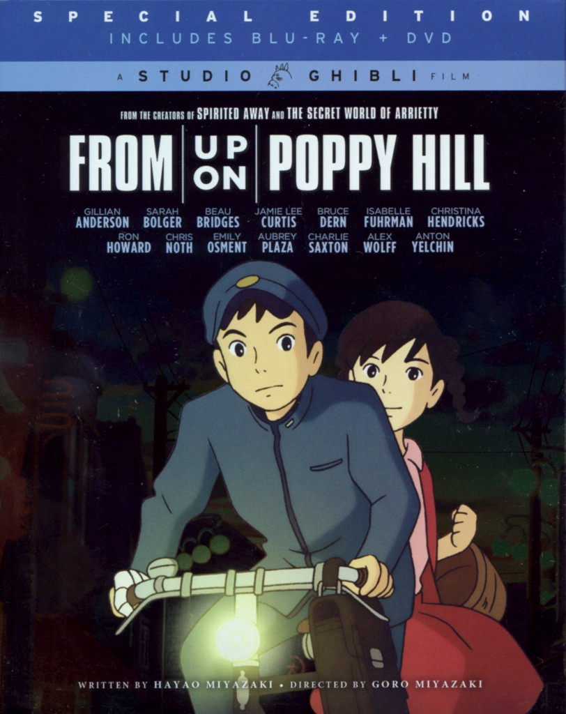 """From Up On Poppy Hill""."