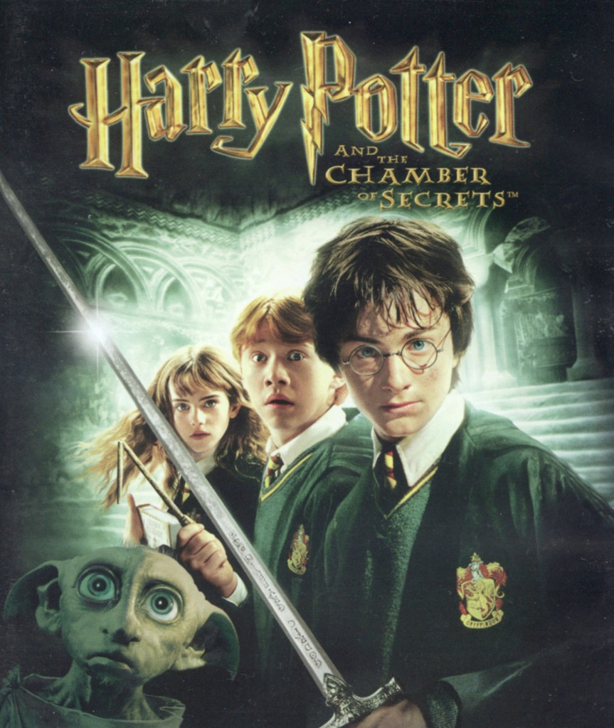 """Harry Potter and the Chamber of Secrets""."