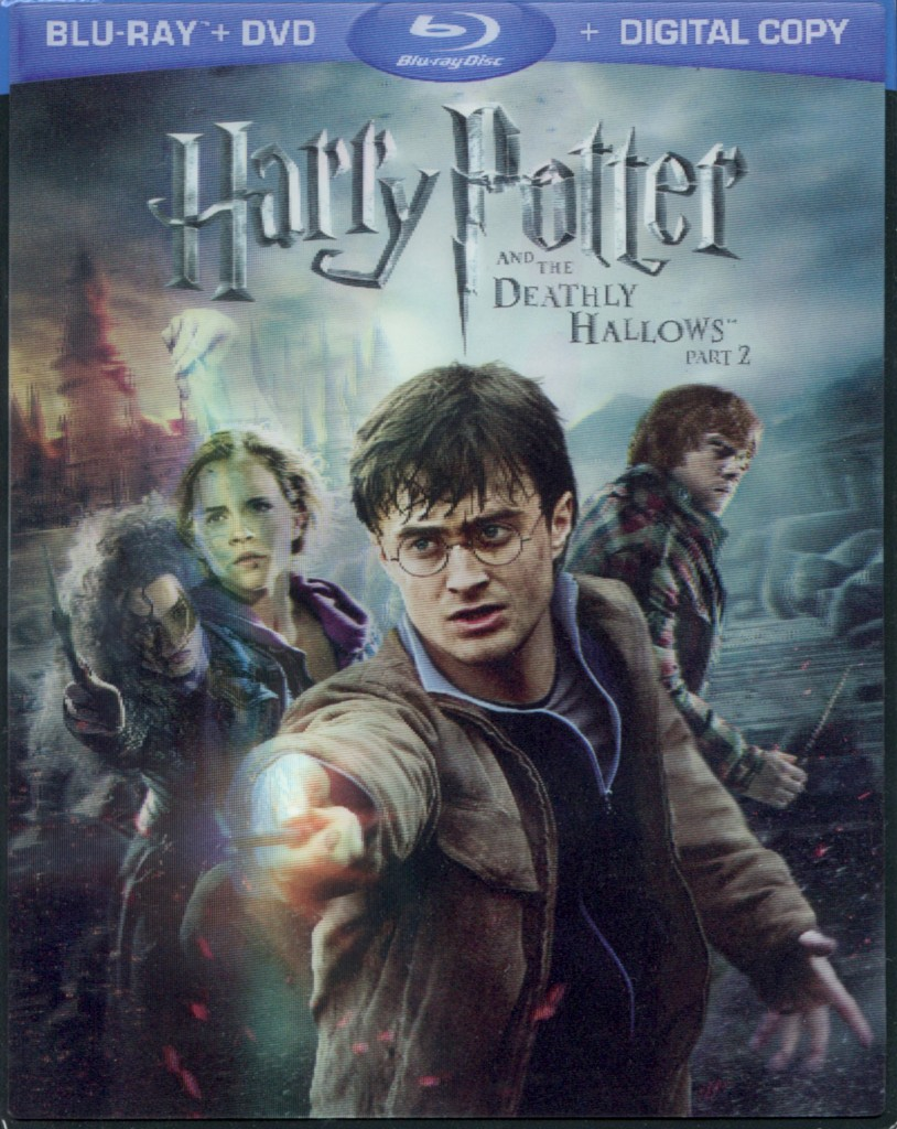 """Harry Potter and the Deathly Hallows Part 2""."