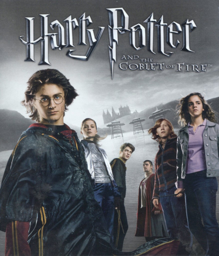 """Harry Potter and the Goblet of Fire""."