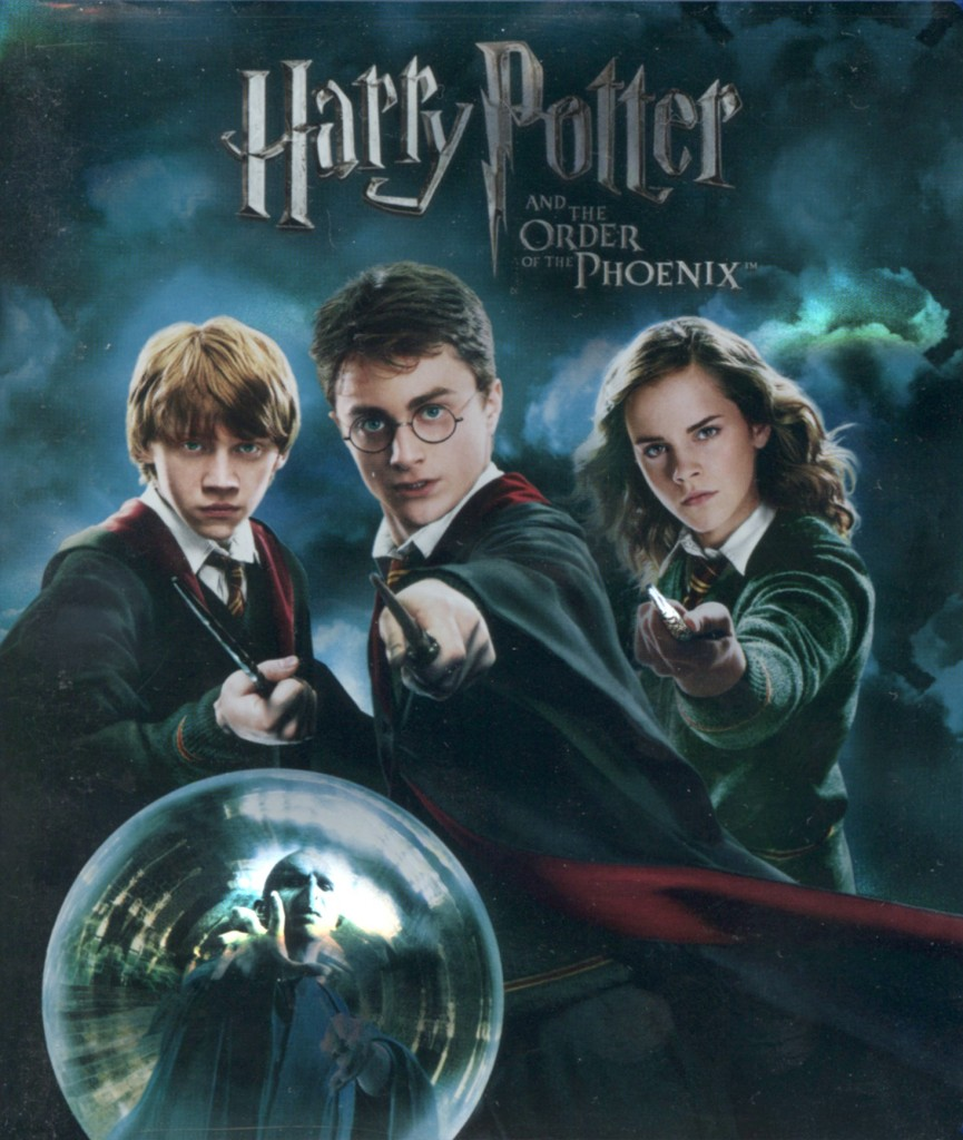"""Harry Potter and the Order of the Phoenix""."