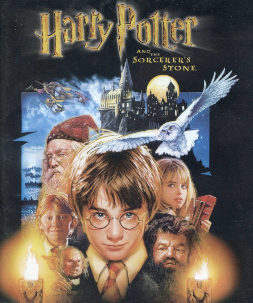 """Harry Potter and the Sorcerer's Stone""."