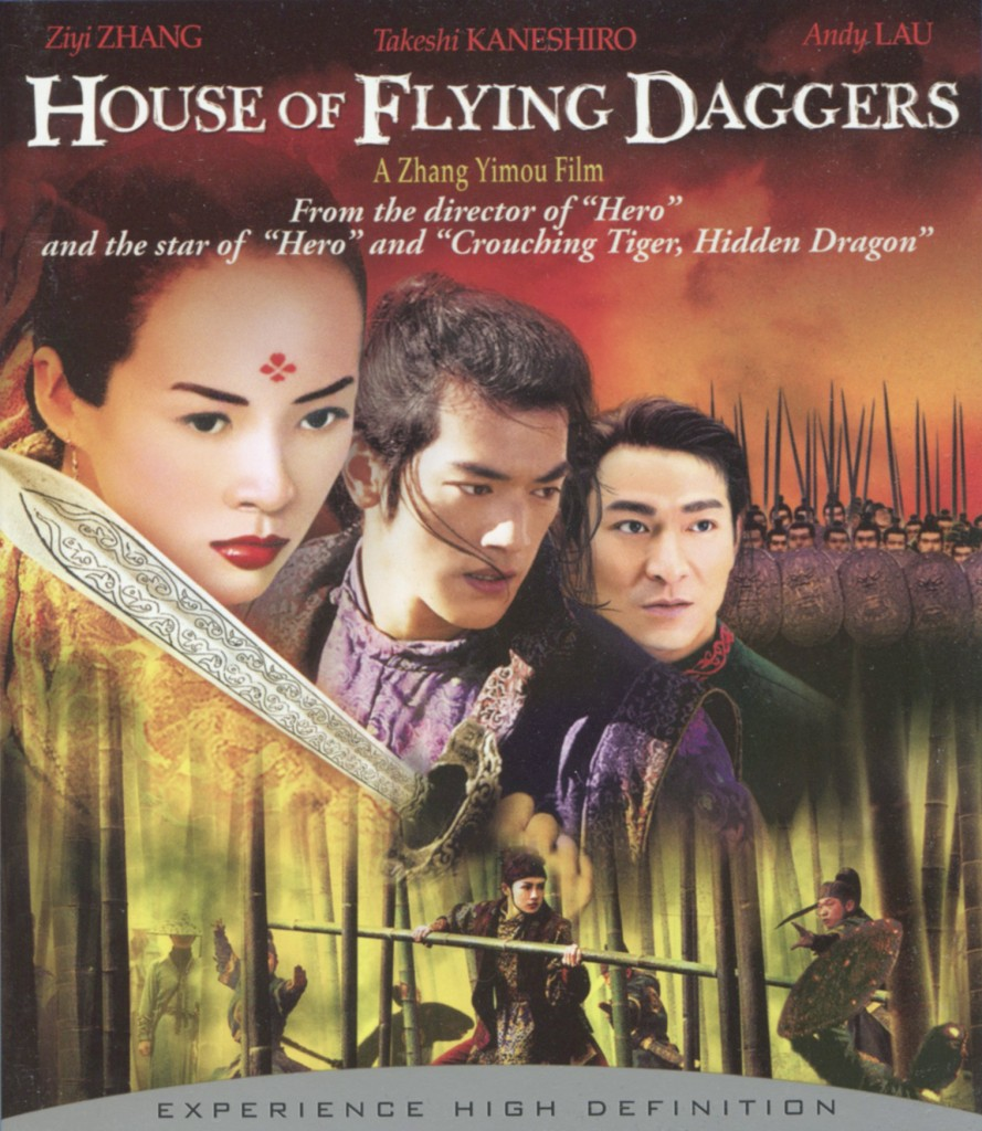 """House of Flying Daggers""."