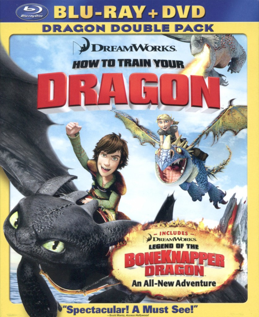 """""""How to Train Your Dragon""""."""