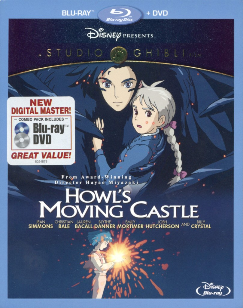 """Howl's Moving Castle""."