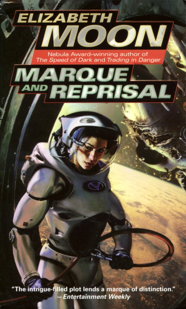 """Marque and Reprisal"" by Elizabeth Moon."
