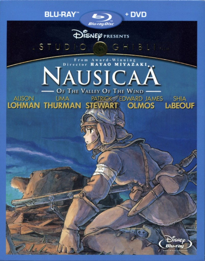 """Nausicaä of the Valley of the Wind""."