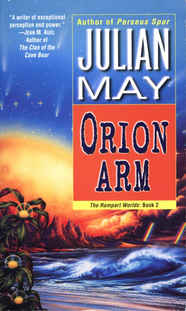 """Orion Arm"" by Julian May."