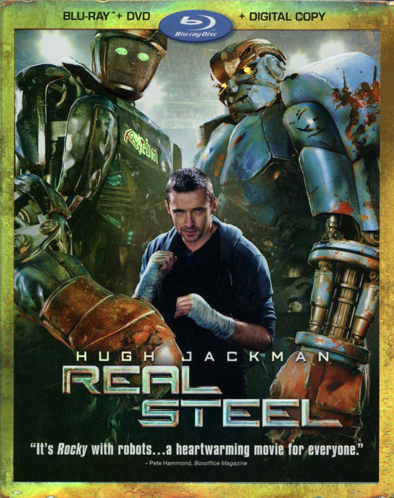 """Real Steel""."