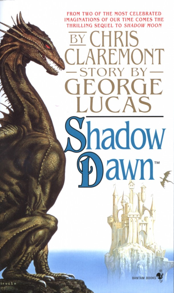 """Shadow Dawn"" by Chris Claremont and George Lucas."
